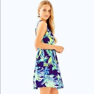 Lilly Pulitzer Dresses - Lilly Pulitzer Kassia Dress Twilight Blue - Sz 0